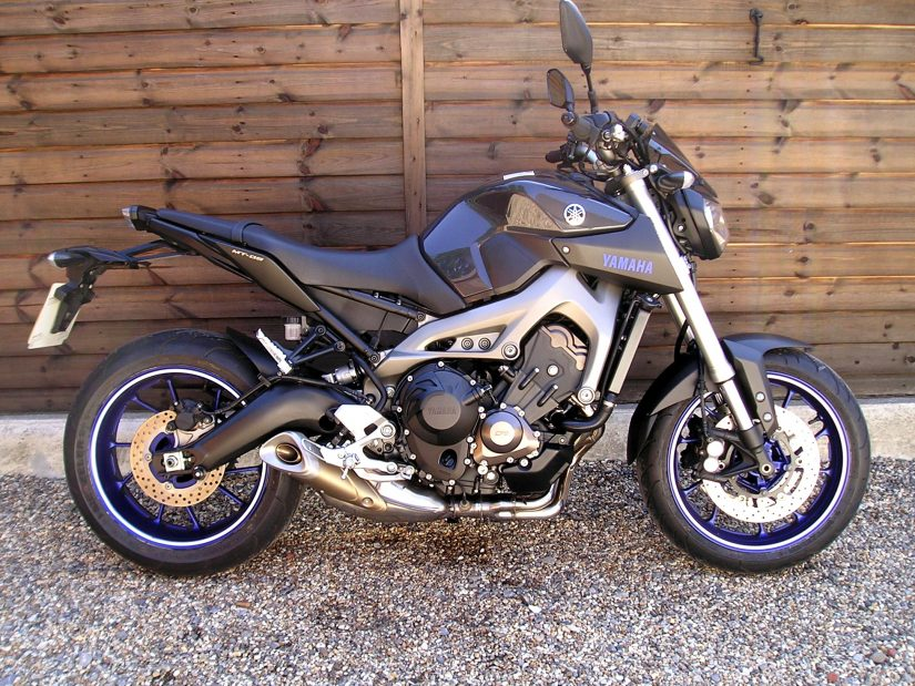 SOLD, Yamaha MT-09 (6000 miles,Full Yamaha history) 2013 63 Reg